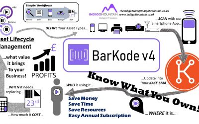 BarKode 4 – Now Available